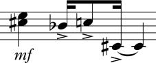 terts kvint osv musik